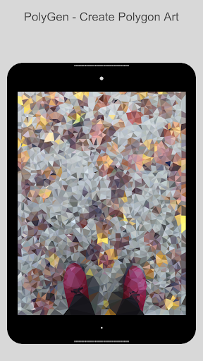 PolyGen - Create Polygon Art  screenshots 16
