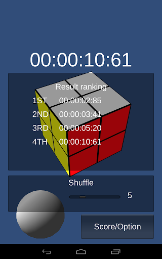 cube puzzle 3D 2*2 2.2 Windows u7528 4