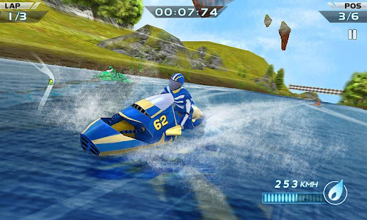 Game Powerboat Racing 3D APK for Windows Phone