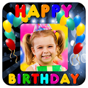 Birthday Frames icon