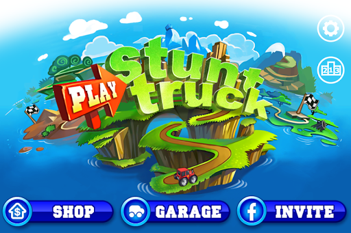 Hill Truck:Hill Racing Game