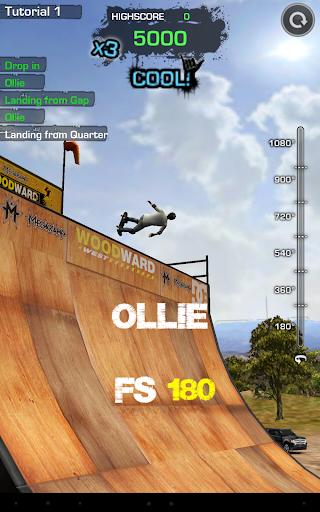 MegaRamp Skate & BMX FREE  screenshots 8