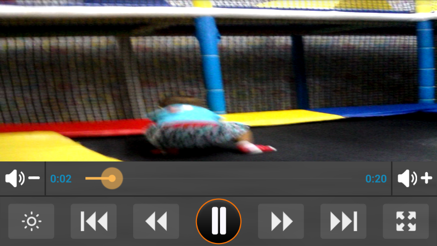 VIDEO PLAYER PROFE- screenshot