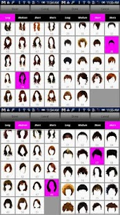 Try Hairstyle - screenshot thumbnail