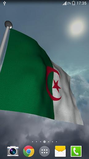 Algeria Flag + LWP