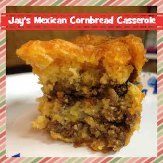 Mexican Cornbread Casserole Ground Beef Recipes.