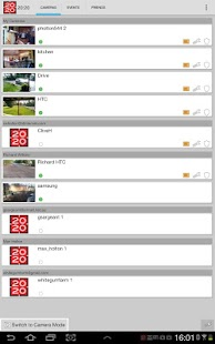 Security Camera Alarm System- screenshot thumbnail