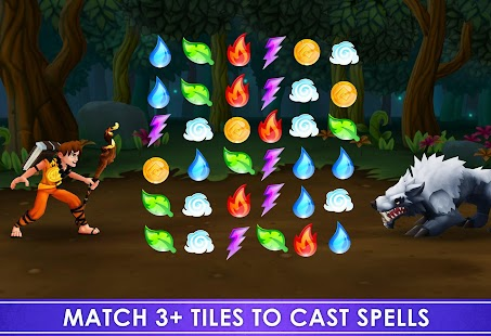 Spellfall™ - Puzzle Adventure- screenshot thumbnail