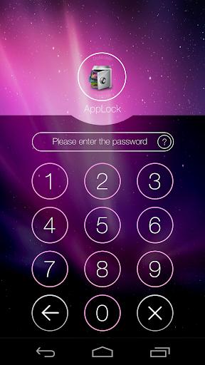 玩免費遊戲APP|下載AppLock Theme Aurora app不用錢|硬是要APP