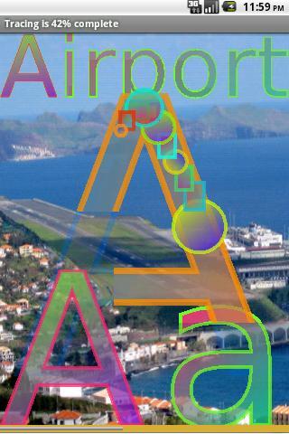 Easy Transport Alphabet 2 FREE- screenshot