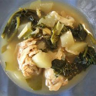 Chicken Ginger Stew (Tinolang Manok)