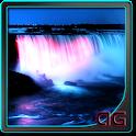 Chutes du Niagara Animée LWP icon