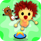 Animal Trampoline3D!(for Baby) icon