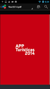 Guía apps turísticas. 2014- screenshot thumbnail