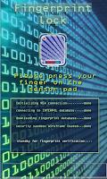 Screenshot of Fingerprint Scan Lock Trick