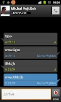 Screenshot of Free SMS Sender
