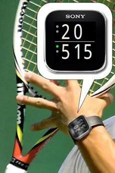 テニスウォッチMN2 トライアル版のおすすめ画像1
