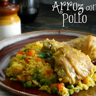 Arroz con Pollo – One Pot Wonder