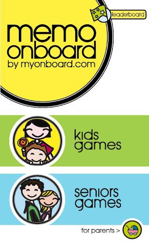 Memory kids: MemOnBoard