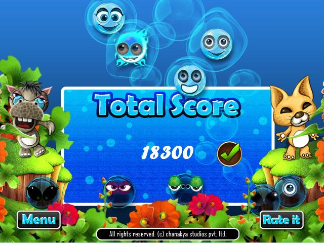 Bubble Arena - screenshot