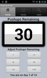 Double Your Pushups Two Weeks- screenshot thumbnail