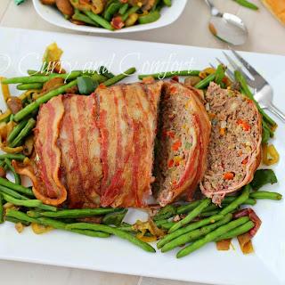 Bacon Confetti Meatloaf