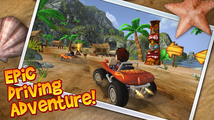 Beach Buggy Blitz Android App Screenshot