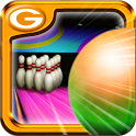 3D Flick Bowling Games icon