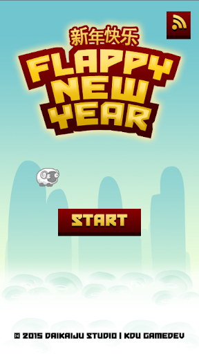 Flappy New Year