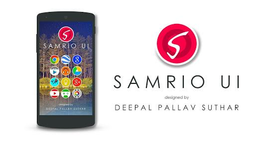 Samrio UI Icon Pack v1.0.4