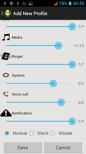 Volume Control - screenshot thumbnail
