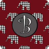 Football Monogram B Live WP
