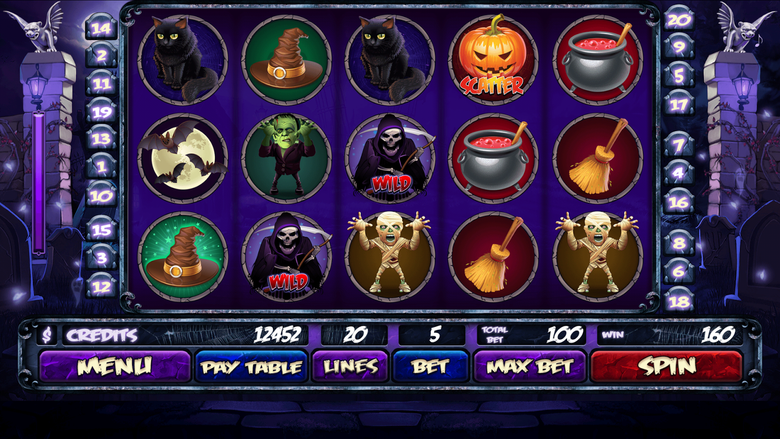 Kick A$$ Slot Machine - Play this Video Slot Online