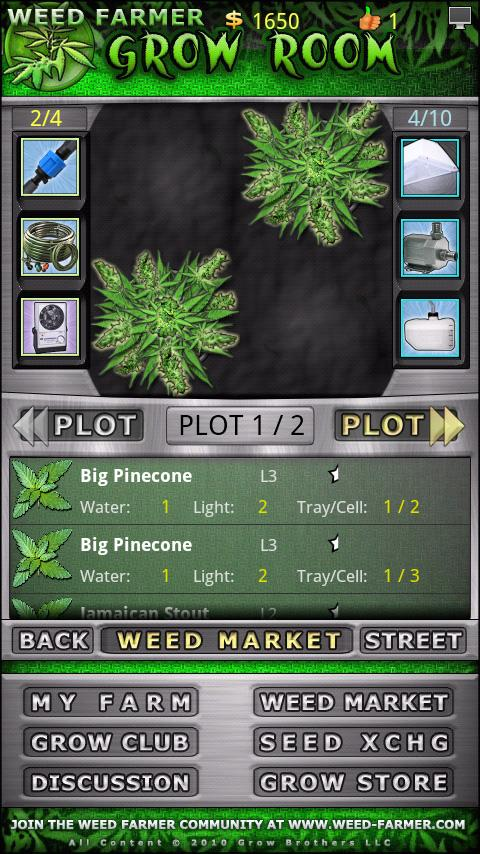 Weed Farmer Android Apps On Google Play