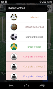 Keepy Ups - screenshot thumbnail