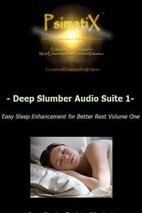 Deep Sleep Audio Suite 1