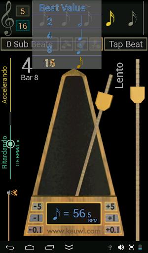 【免費音樂App】Metronome-APP點子