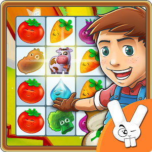 Farm Puzzle Story Match 3 Game 休閒 App Store-愛順發玩APP