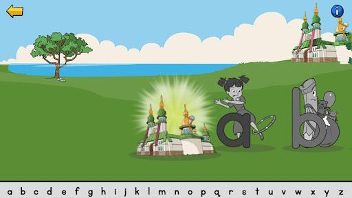【免費教育App】The Alphabet King-APP點子