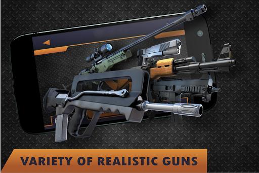 玩免費動作APP|下載Shooter Guns CoD - 3D guns app不用錢|硬是要APP