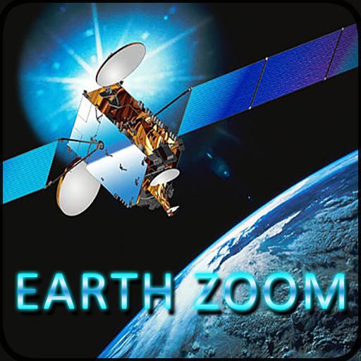 地球ズーム 書籍 LOGO-玩APPs