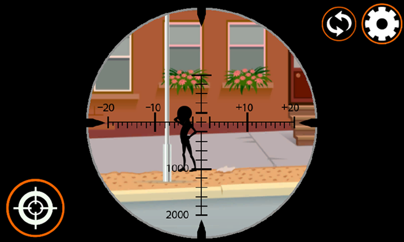 Top Sniper Shooting free- screenshot
