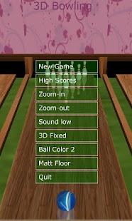 3D Bowling 體育競技 App-癮科技App