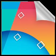 Nexus KitKat 4.4 Parallax LWP