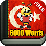 Learn Turkish Vocabulary - 6,000 Words 5.51