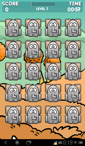 Animal Memory Game Kids