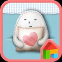 Pocket-size Dolls dodol theme icon