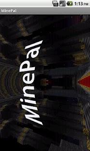 MinePal Demo Version