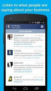 Hootsuite (Social Media Mgmt) - screenshot thumbnail