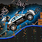 Smash Police Car - Outlaw Run icon